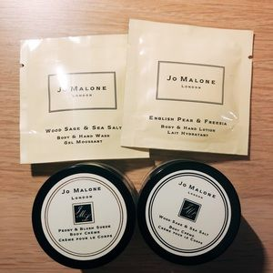 Other - 5 PCS SET JO MALONE & LANCOME BODY LOTION